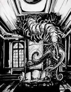 Carrion Crawler   Gothic horror adventure